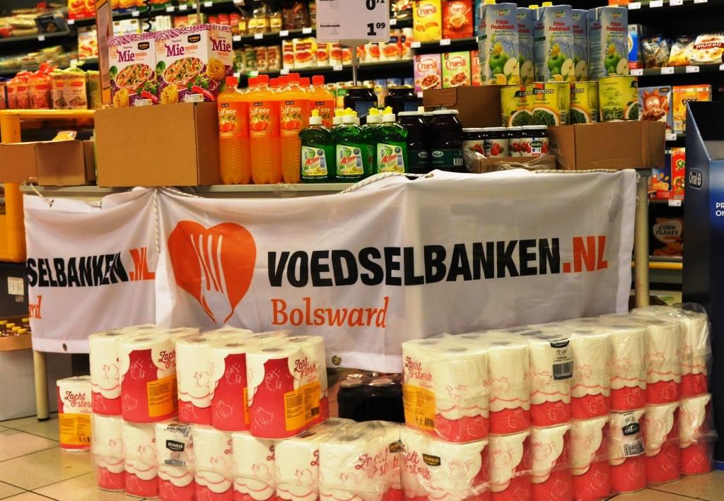 Supermarktactie Wommels